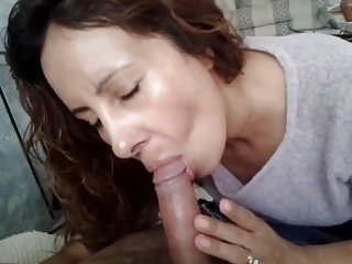 Sweet BJ Added to Cum Swallow